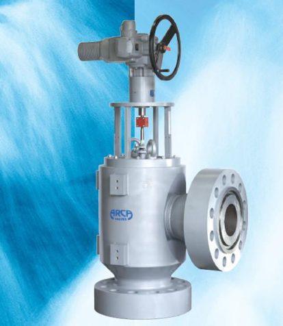 Regulační ventily ARCA