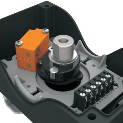 Induktivní snímače koncových poloh, 2-drát AC/DC, IFM – IN0073