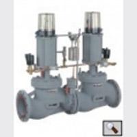 Rychlouzavírací ventily na plyn Kuhme – Typ KVII/F