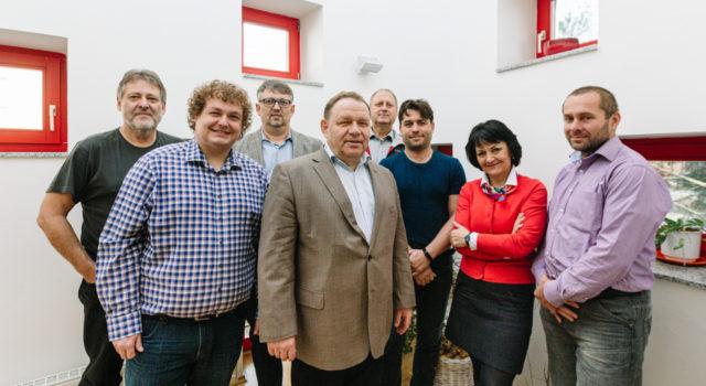 Průmyslové armatury z Hradce Králové
